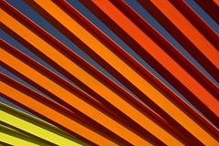 Arco Iris Metal Ico (jbilohaku) Tags: colors mxico mexico mexicocity cu colores unam ciudaddemxico fototour espacioescultrico meksikurbo meksiko koloroj dflickr impressedbeauty ltytr1 dflickr170207 dflickr05