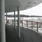 Helsinki-Malmi Airport terrace thumbnail