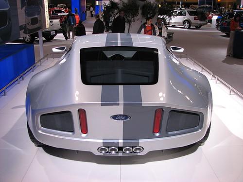 Фотки концепт кара Форд Shelby GR-1