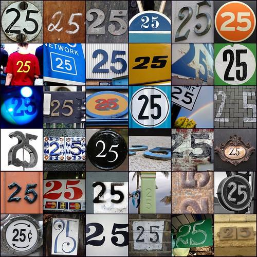 No. 25 Mosaic