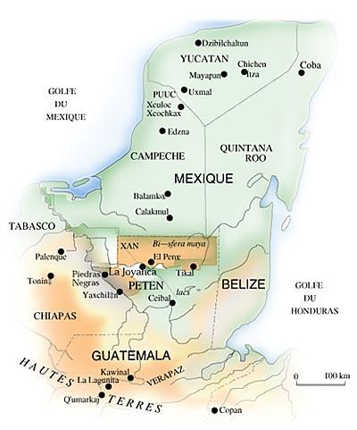 La Joyanca, Guatemala