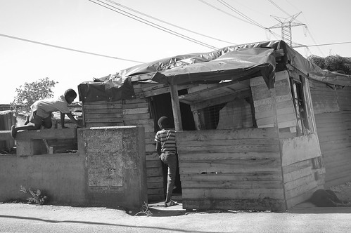 boys informal settlement