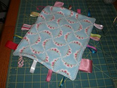 mini-tag blanket