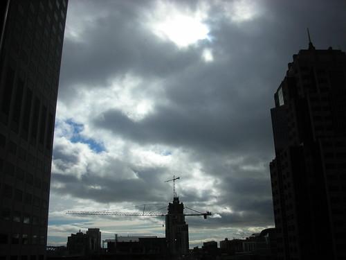 SF sky
