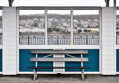 """weston : a bench on the pier • <a style=""""font-size:0.8em;"""" href=""""http://www.flickr.com/photos/75475694@N00/402325528/"""" target=""""_blank"""">View on Flickr</a>"""