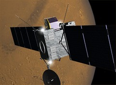 Rosetta Near Mars Feb 2007