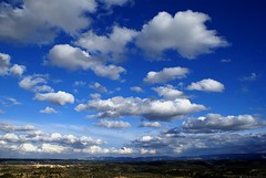 To opened field (enkartist) Tags: sky clouds cielo nvols naturesfinest blaus enkartist abigfave colorphotoaward superbmasterpiece acampobert