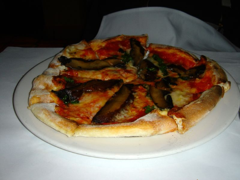 Funghi Pizza
