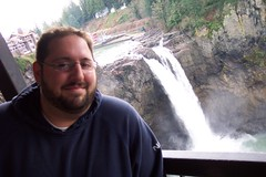 Jason at Snoqualmie Falls (Scott From TX) Tags: seattle snoqualmiefalls