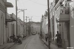 Un carrer de Camagüey - Cuba - A Street at Camagüey