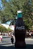 DSC_0528 (xuzonne) Tags: bottle coke size stare cokebottle bigdifference