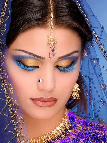 arab makeup and style مكياج by kuwaitbutterfly.