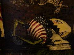 humpty dumpty (DSC07028) (indieink) Tags: new york nyc ny newyork art america photography photo blog grafitti political misha bittleston humpty dumpty