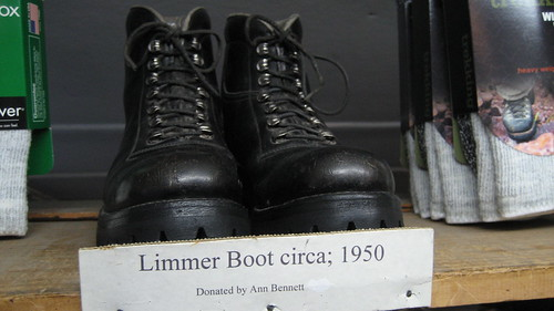 Old Limmer Boots
