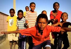 South Africa : Attention! (KraKote est KoKasse.) Tags: africa southafrica groupe afrique swakopmund bande garcon krakote neyann forcont wwwkrakotecom valeriebaeriswyl