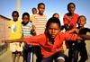 South Africa : Attention! (KraKote est KoKasse.) Tags: africa southafrica groupe afrique swakopmund bande garcon krakote neyann forcont wwwkrakotecom ©valeriebaeriswyl