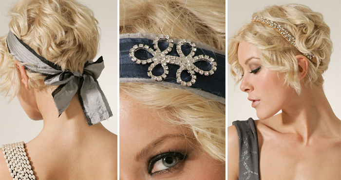 flapper hairstyle. Flapper hair