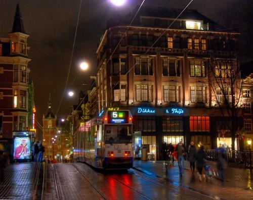 Tram 5 - Amstelveen - Binnenhof por MorBCN.
