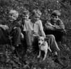 Young boys from Richwood (John Collier Jr.) Tags: family blackandwhite bw usa history classic film museum america vintage collier us photographer unitedstates propaganda wwii documentary patriotic roosevelt historic professional worldwarii 1940s archives maxwell ww2 americana civildefense patriotism archival forties largeformat anthropology homefront worldwar2 40s fsa wartime newdeal owi waryears farmsecurityadministration officeofwarinformation johncollierjr