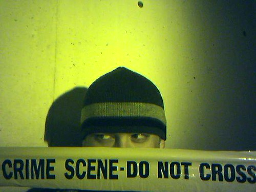 CRIME SCENE by Kai Strandskov, on Flickr