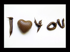 I love YoU ( Emiraty ) Tags: food love heart you sweet uae u miss choclate emaraty emiraty   loveisntblind