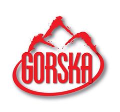 Natural water GORSKA logo (sandra djurbuzovic) Tags: blue mountain water logo graphicdesign natural label montenegro budva gorska sandradjurbuzovicdimitrijevic