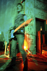 Titn 034 (Jolie W.) Tags: people music colors banda live band musica jolie r1 titan capilla famoso dscr1 joliew