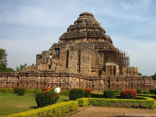 The Sun Temple, Konark