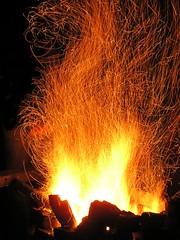 bonfire (lovestruck.) Tags: longexposure garden fire big flames burning bonfire sparks momma bigmomma seachthebest explored i500 cy2 challengeyouwinner impressedbeauty thechallengefactory