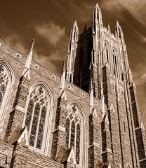 Duke Chapel III - by ldbaker