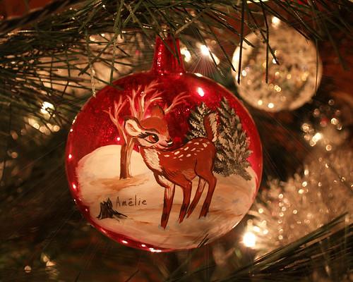 bambi christmas