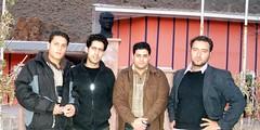 Five boys (including Mustafa Kemal)
