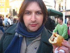 My bratwurst