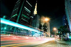 Avenida Paulista - by Edu Ikeda Fotografias