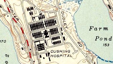 Historic Framingham: Cushing General Hospital on