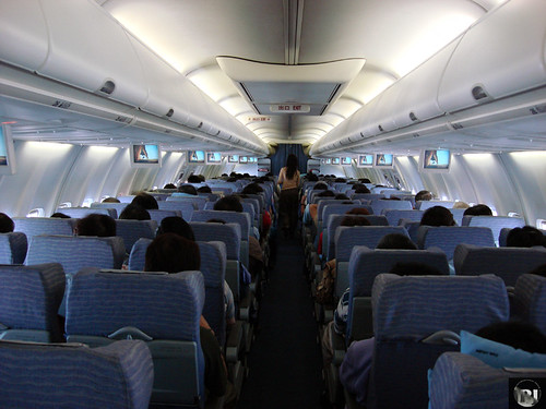 Flickriver Photoset Inside The Commercial Aircraft By