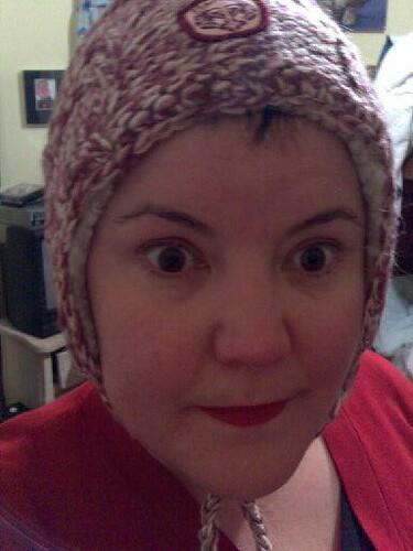 Björk's Long Lost Roxy Elf Cousin