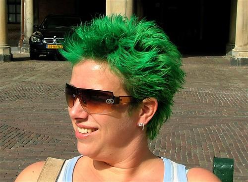 cervene/zelene vlasy