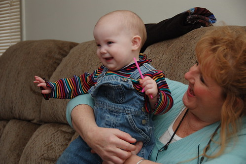 Natalie & Grandma Fagan