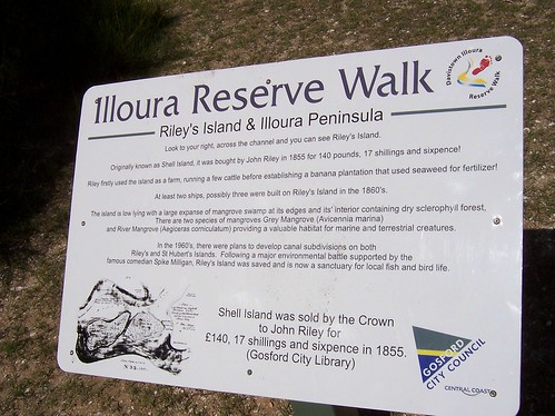 Illoura Reserve Walk Riley's Island & Illoura Peninsula