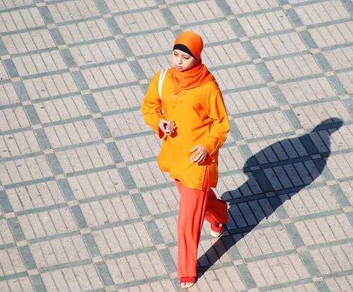 Orange Moroccan beauty
