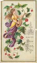 Happy New Year (ART NAHPRO) Tags: new happy year ephemera happynewyear