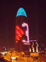 Torre Agbar i TV3