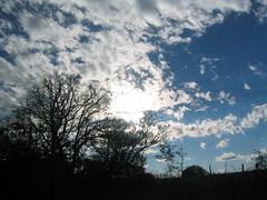 Clouds…