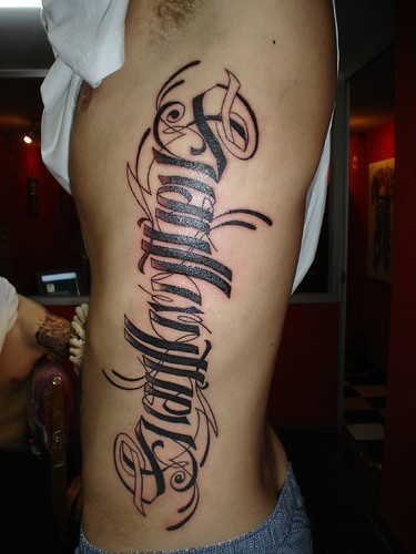 soul brother tattoo (Dejavu Tattoo Studio Chiangmai Thailand)
