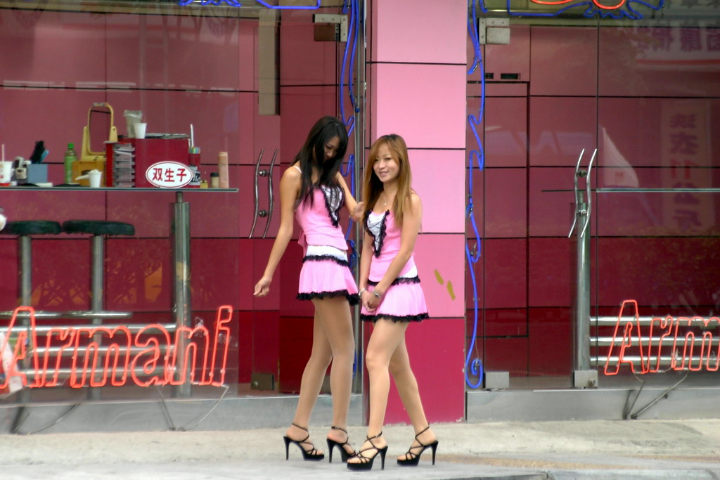 Taiwan Betel Nut Girls