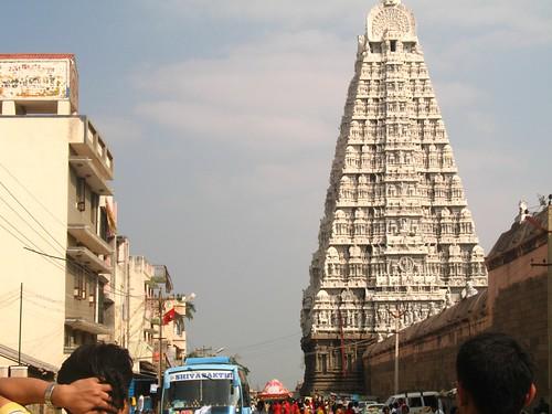 Flickr: Thiruvanmalai Temple