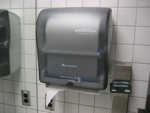 Flickriver Photoset Paper Towel Dispensers By Nickgraywfu