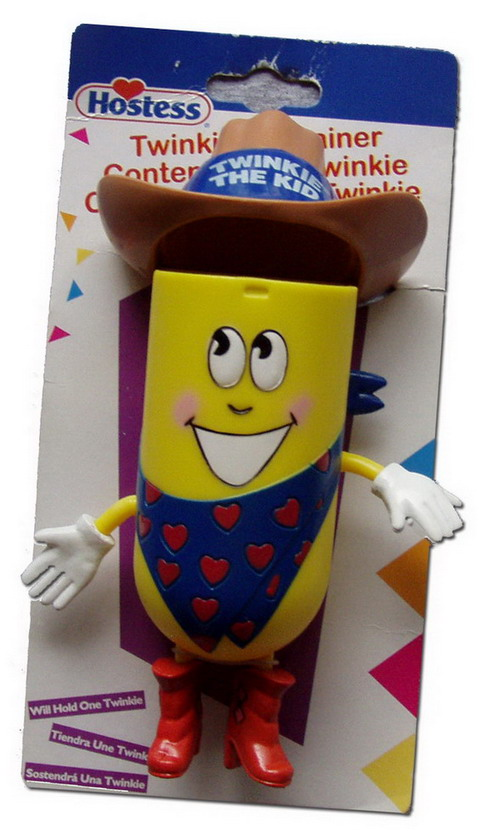 Twinkie the Kid - Twinkie holder