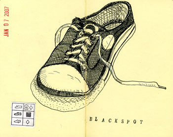 Balckspot Sneaker